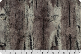 Luxe Cuddle® Mountain Fox Pewter/Beige