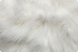 Arctic Fox Fur White