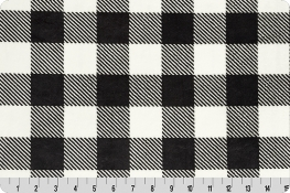 Buffalo Check Cuddle® Black