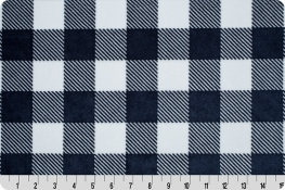 Buffalo Check Cuddle® Navy/Snow