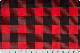 Buffalo Check Cuddle® Scarlet/Black