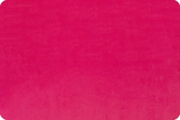 Extra Wide Solid Cuddle® 3 Fuchsia