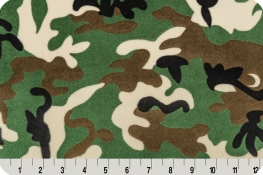 Camouflage Cuddle® Green