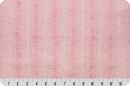 Luxe Cuddle® Chinchilla Baby Pink