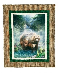 Borderline Cuddle® Kit Brother Bear