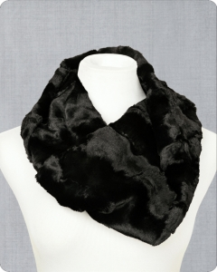 Infinity Scarf Cuddle® Kit Hide Caviar