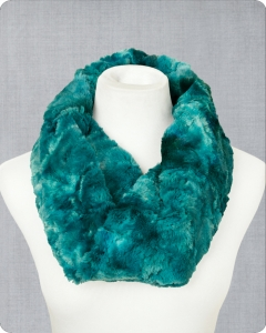Infinity Scarf Cuddle® Kit Galaxy Mallard