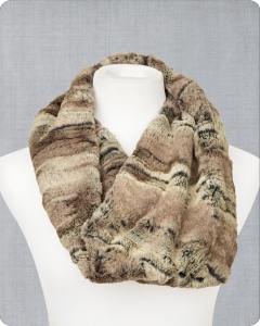 Infinity Scarf Cuddle® Kit Mountain Fox