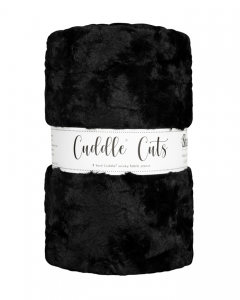 2 Yard Luxe Cuddle® Cut Luna Black