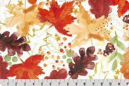 Autumn Leaves Digital Cuddle® Harvest
