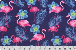 Flamingo Digital Cuddle® Fuchsia