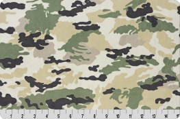 Mini Camo Digital Cuddle® Soldier