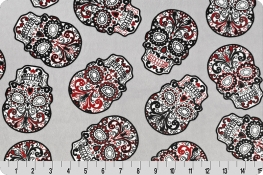 Sugar Skulls Digital Cuddle® Steel