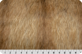 Fox Tail Fur Gold