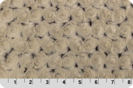 Luxe Cuddle® Frosted Rose Brown/Beige