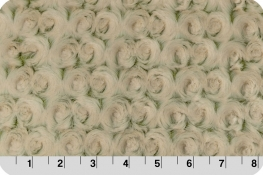Luxe Cuddle® Frosted Rose Olive/Beige