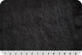 Grizzly Fur Black