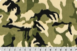 Luxe Cuddle® Camo Army