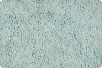 Luxe Cuddle® Frosted Shaggy Aquamarine