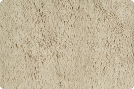 Luxe Cuddle® Frosted Shaggy Sand