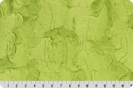 Luxe Cuddle® Hide Lime