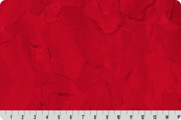 Luxe Cuddle® Hide Hide Red