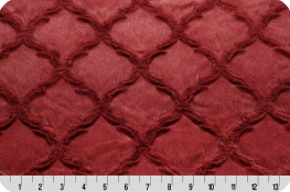 Luxe Cuddle® Lattice Garnet