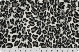 Luxe Cuddle® Leopard White