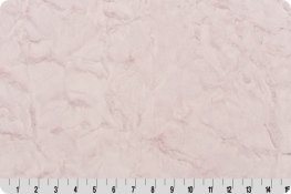 Luxe Cuddle® Marble Baby Pink