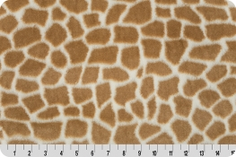 Luxe Cuddle® Giraffe Natural/Tan