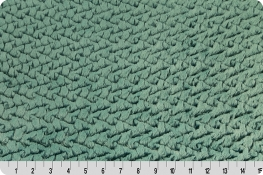 Luxe Cuddle® Ridge Aqua Sea