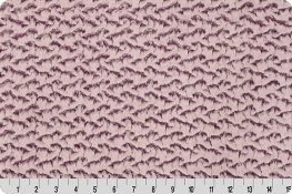 Luxe Cuddle® Ridge Mauve