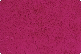 Luxe Cuddle® Shaggy Magenta