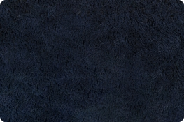 Luxe Cuddle® Shaggy Navy