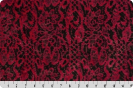Luxe Cuddle® Seal Lace Cardinal