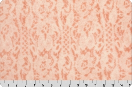 Luxe Cuddle® Seal Lace Salmon