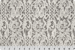 Luxe Cuddle® Seal Lace Graphite