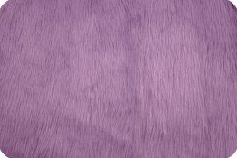 Luxury Shag Fur Lavender