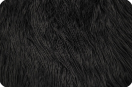 Mongolian Fur Black