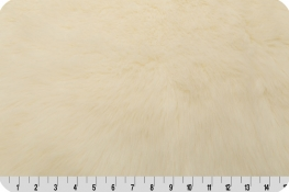 Monkey Shag Fur Ivory
