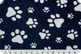 Paws Cuddle® Navy/Snow