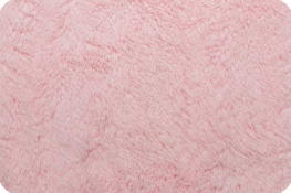 Luxe Cuddle® Shaggy Baby Pink
