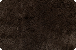 Luxe Cuddle® Shaggy Chocolate
