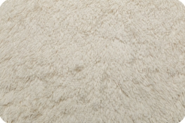 Luxe Cuddle® Shaggy Ivory