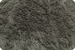 Luxe Cuddle® Shaggy Silver