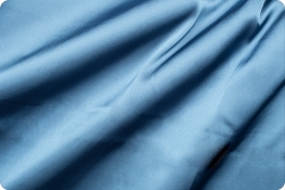 Silky Satin Solid Bluebell
