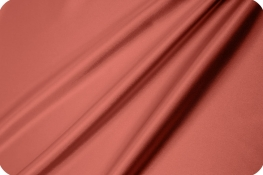 Silky Satin Solid Coral 200