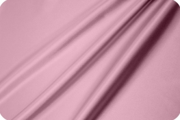 Silky Satin Solid Dusty Rose 315