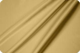 Silky Satin Solid Gold 322