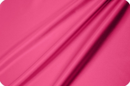 Silky Satin Solid Hot Pink 395